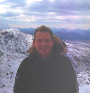 National Parks Guy, Maurice Randall, Teacher, Writer, Traveller