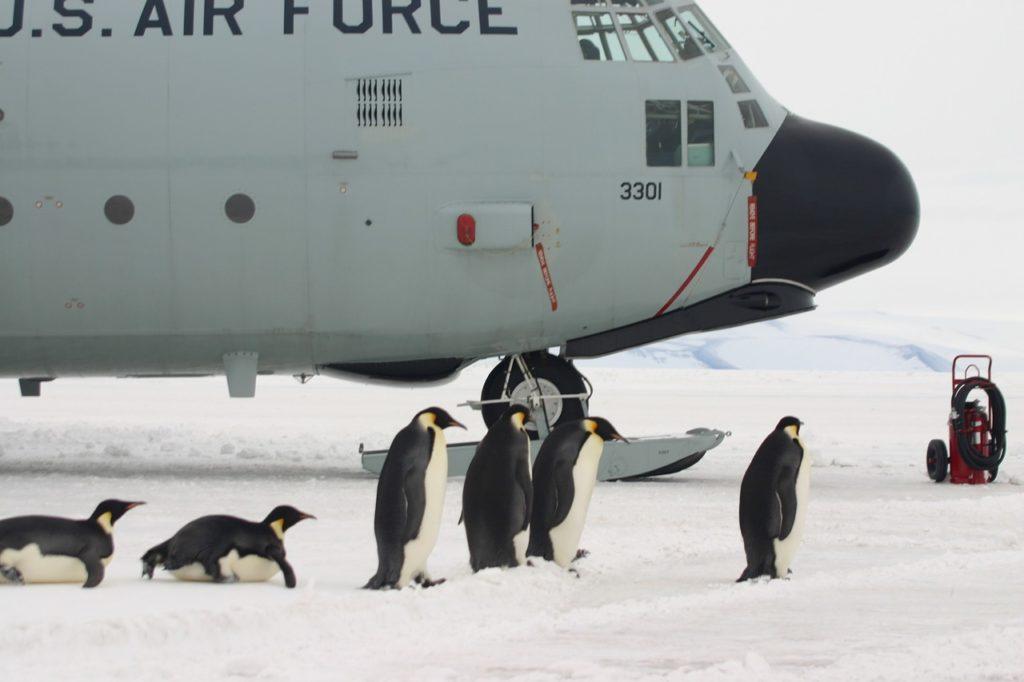Antarctica, World Park, National Parks Guy