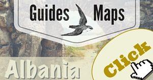 Průvodce Albánií, Guy národních parků