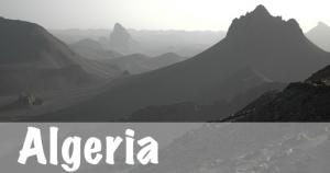 Algeria National Parks