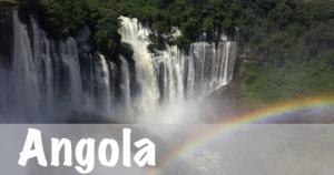 Angola National Parks