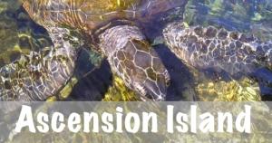 Ascension Island National Parks
