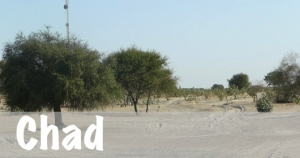 Chad National Parks