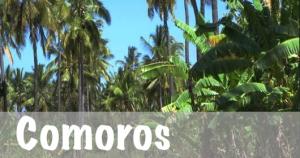 Comoros National Parks