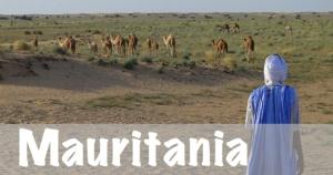 Mauritania National Parks