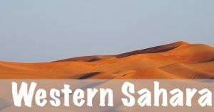 Western Sahara National Parks