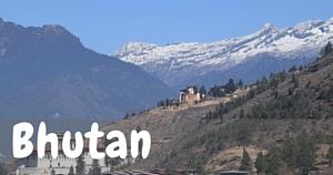 Bhutan, National Parks Guy
