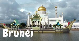 Brunei, National Parks Guy