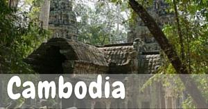Cambodia, National Parks Guy