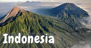 Indonesia, National Parks Guy