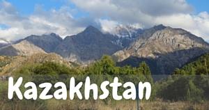 Kazakhstan, National Parks Guy