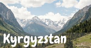 Kyrgyzstan, National Parks Guy