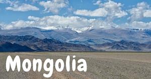 Mongolia, National Parks Guy