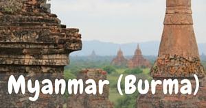 Myanmar (Burma), National Parks Guy