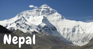 Nepal, National Parks Guy