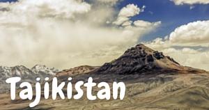 Tajikistan, National Parks Guy