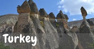 Turkey, National Parks Guy
