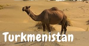 Turkmenistan, National Parks Guy