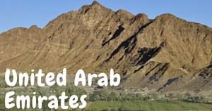 United Arab Emirates, National Parks Guy