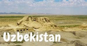 Uzbekistan, National Parks Guy