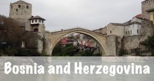Bosnia and Herzegovina National Parks
