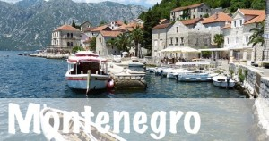 Montenegro National Parks