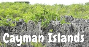 Cayman Islands, National Parks Guy
