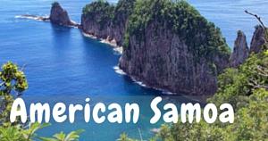 American Samoa, National Parks Guy
