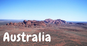 Australia, National Parks Guy