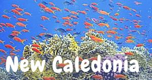 New Caledonia, National Parks Guy
