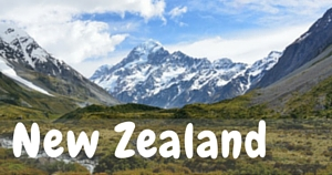 New Zealand, National Parks Guy
