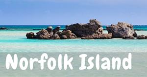 Norfolk Island, National Parks Guy