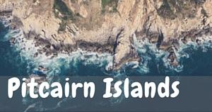 Pitcairn Islands, National Parks Guy