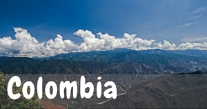 Colombia, National Parks Guy