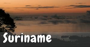 Suriname, National Parks Guy