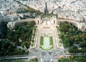 Jardins du Trocadero